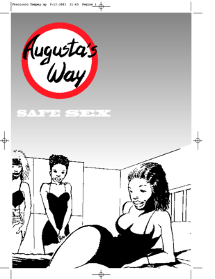 Comic Strip – Augusta's Way Safe Sex