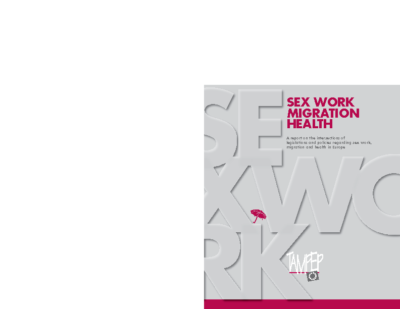 2009: Sex Work Migration Health