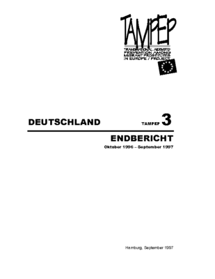 1997: TAMPEP3_Deutschland_final_report_1997
