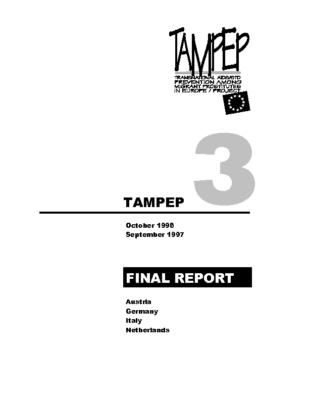 1997: TAMPEP III Final Report
