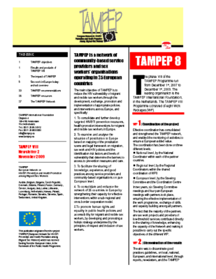 TAMPEP8-Newsletter-II