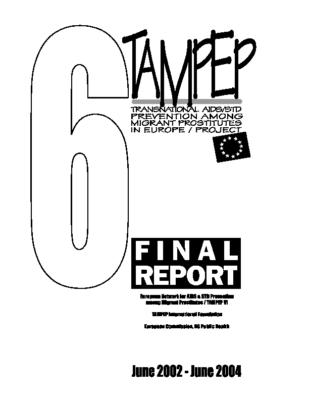 2004: TAMPEP VI Final Report