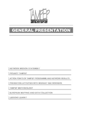 tampep_generalpresentation