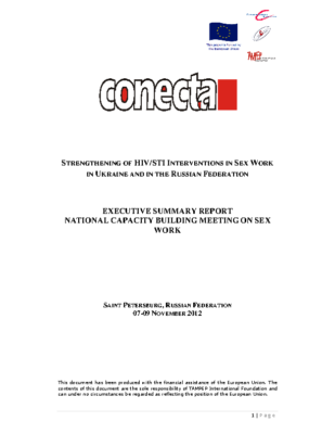 Executive Summary Report ENG Russian FINAL