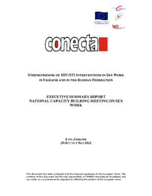 Executive Summary Report ENG Ukrainian FINAL
