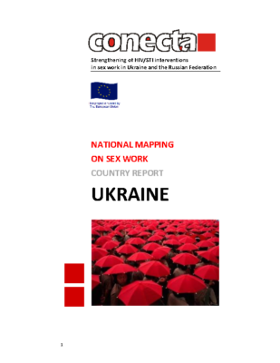 Final Mapping Report Ukraine ENG