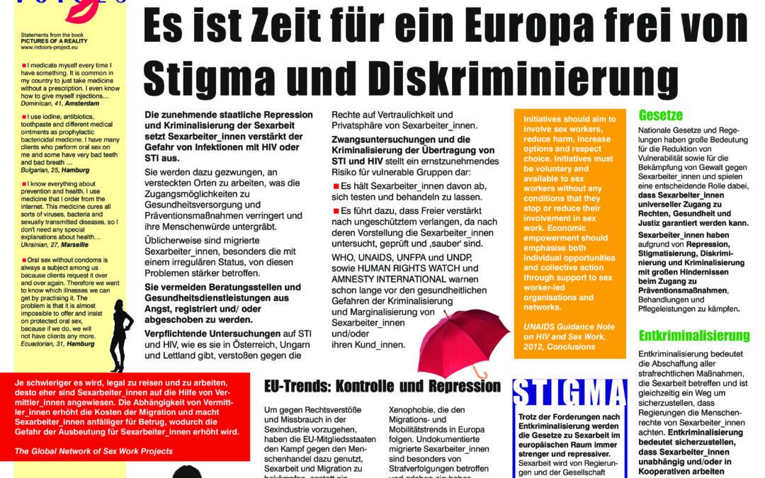 2016: TAMPEP poster DSTIK 2016