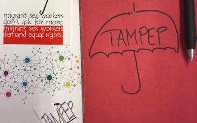Welcome Anastacia, the new coordinator of Tampep Network! Anastacia has been an …