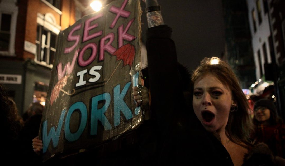 Sidelined No Longer, Sex Workers Led the Women's Strike | Novara Media