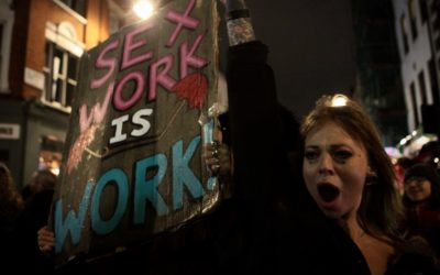 Sidelined No Longer, Sex Workers Led the Women's Strike   Novara Media
