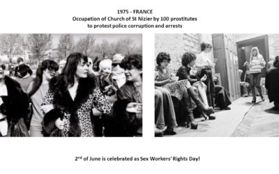 Launch of TAMPEP Newsletter to mark International Sex Workers' Day 2019