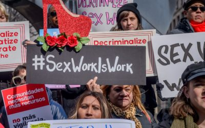 Sex Workers Tell Us What Support They Actually Need From Politicians