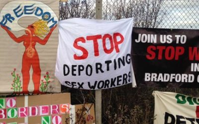Migrant Sex Workers Rights in Light of Coronovirus