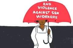 Il 17 DICEMBRE È VICINO   Da femministə appoggiamo le lotte delle sex worker con…