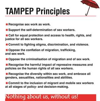 TAMPEP is launching a new instagram account! @tampep_eu     This account will …